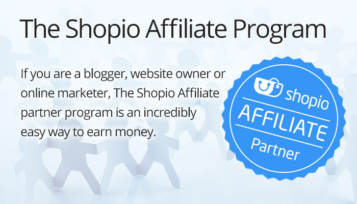 Introducing Shopio Affiliate Partner Program