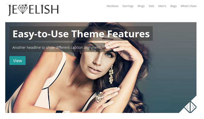 Jewelish Shopio Ecommerce Theme