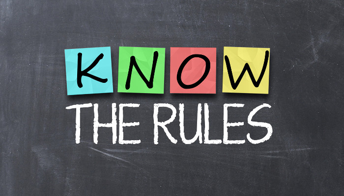 7 Vital Ecommerce Rules You Should Know