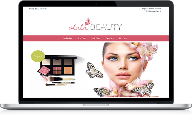 how to sell cosmetics online