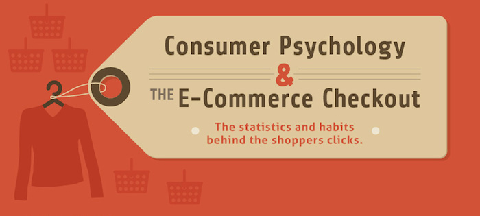 [Infographic] Consumer Psychology and The E-Commerce Checkout