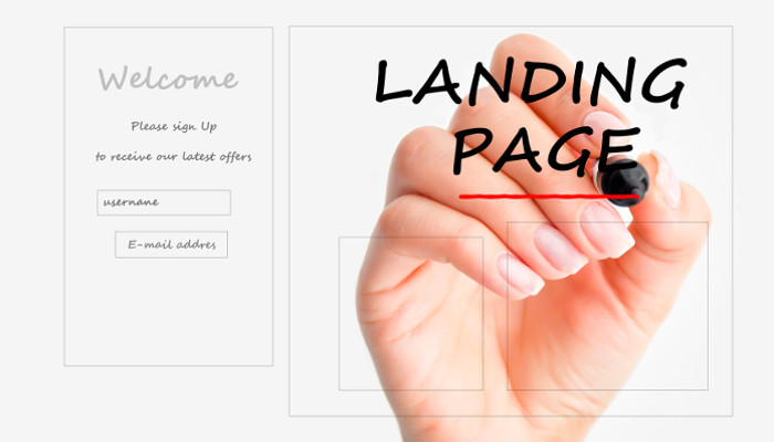 6 Killer Ways to Create Effective Landing Pages and Conversion