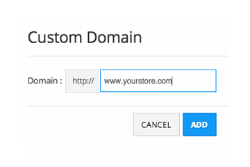 Your Own Domain